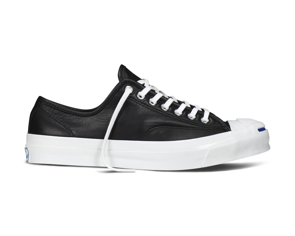 Converse Jack Purcell Signature Leather - Black