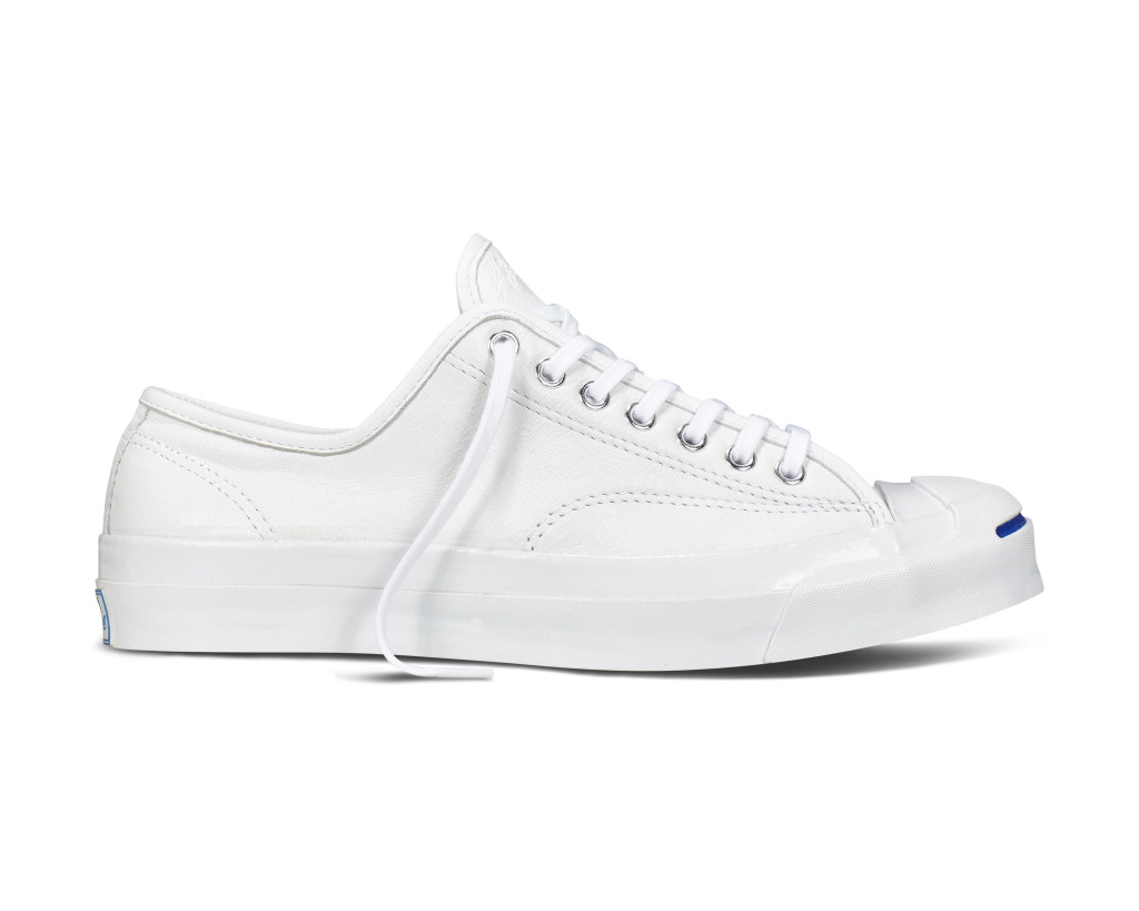 Converse Jack Purcell Signature Leather - White